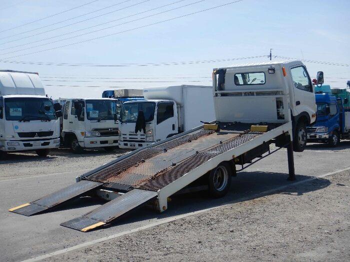 トヨタ ダイナ 小型 車輌重機運搬 ラジコン BKG-XZU414|画像2