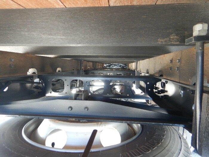 いすゞ フォワード 中型 平ボディ 床鉄板 PKG-FRR90S2|リサイクル券 12,180円 トラック 画像 トラック市掲載