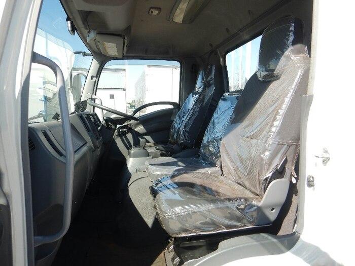 いすゞ フォワード 中型 平ボディ 床鉄板 PKG-FRR90S2|荷台 床の状態 トラック 画像 トラックサミット掲載