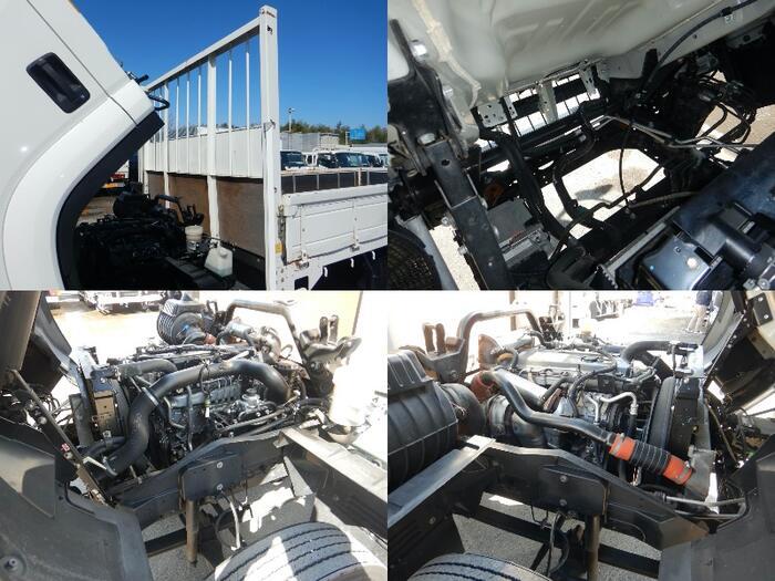 いすゞ フォワード 中型 平ボディ 床鉄板 PKG-FRR90S2|走行距離 5.8万km トラック 画像 トラックランド掲載
