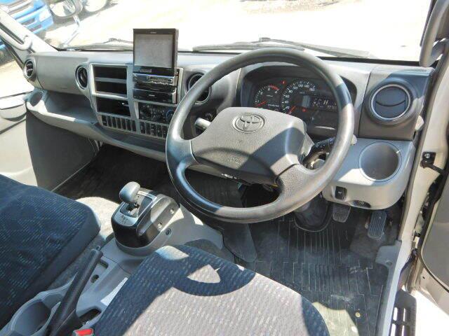 トヨタ トヨエース 小型 平ボディ TQG-XKU710 H24|画像5