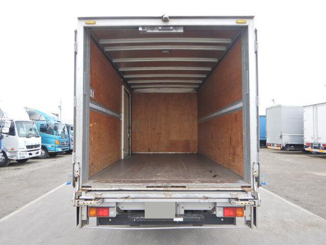 トヨタ ダイナ 小型 アルミバン パワーゲート サイドドア|トラック 背面・荷台画像 トラック市掲載
