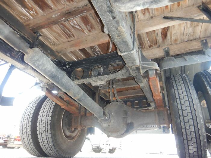 日産UD コンドル 中型 クレーン付 4段 フックイン 積載 2.7t トラック 画像 ステアリンク掲載