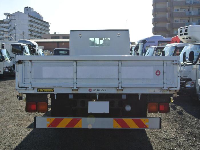 日産UD コンドル 中型 平ボディ SKG-MK38L H23 トラック 背面・荷台画像 トラック市掲載