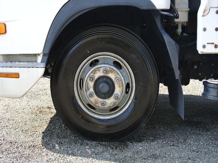 日産UD コンドル 中型 平ボディ SKG-MK38L H23 エンジン トラック 画像 トラスキー掲載