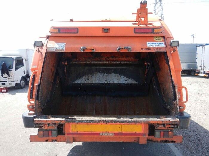 日産UD コンドル 中型 パッカー車 プレス式 BDG-PK36C|リサイクル券 12,790円 トラック 画像 トラック市掲載