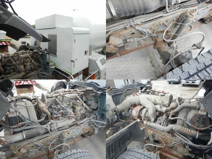 日野 レンジャー 中型 タンク車 ローリー BDG-GX7JKWA シフト MT6 トラック 画像 ステアリンク掲載