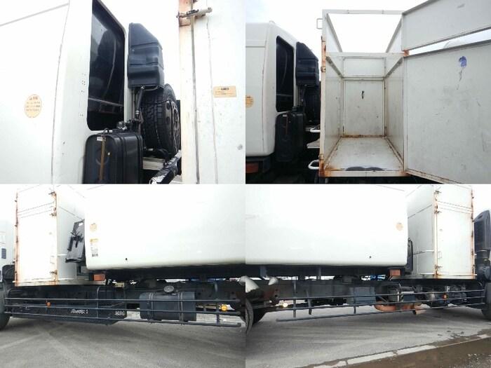 日野 レンジャー 中型 パッカー車 プレス式 BKG-GC7JLYA|シャーシ トラック 画像 キントラ掲載