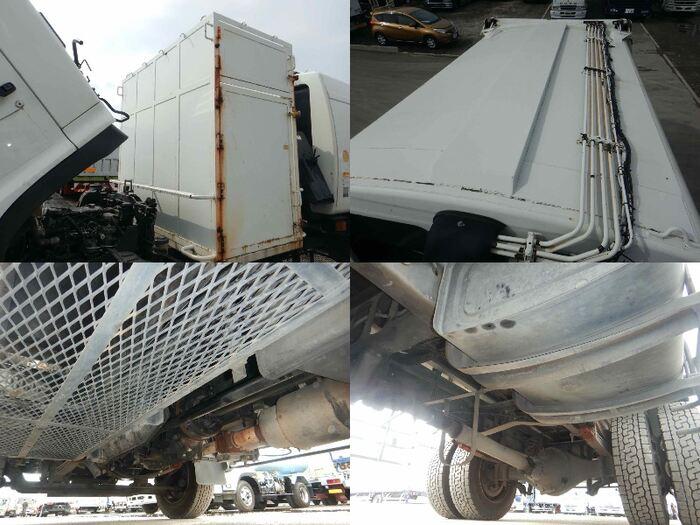 日野 レンジャー 中型 パッカー車 プレス式 BKG-GC7JLYA|リサイクル券 1,810円 トラック 画像 トラック市掲載