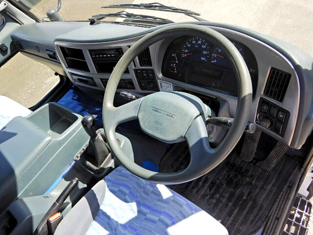 日産UD コンドル 中型 平ボディ 床鉄板 ベッド|車検  トラック 画像 キントラ掲載