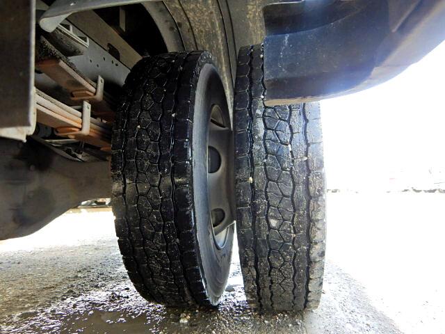 日産UD コンドル 中型 平ボディ 床鉄板 ベッド|コーションプレート トラック 画像 リトラス掲載