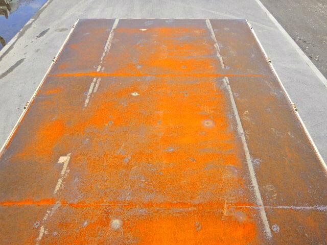 日産UD コンドル 中型 平ボディ 床鉄板 ベッド|型式 BDG-MK36C トラック 画像 栗山自動車掲載