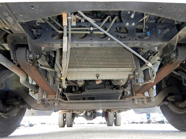 日産UD コンドル 中型 平ボディ 床鉄板 ベッド|馬力  トラック 画像 トラックバンク掲載