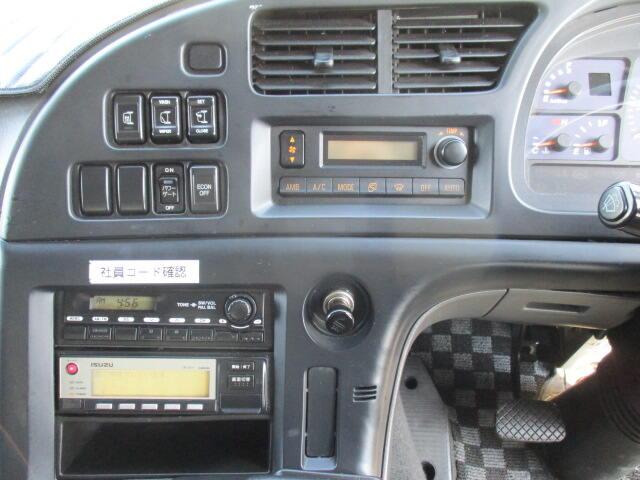いすゞ ギガ 大型 ウイング パワーゲート ハイルーフ|荷台 床の状態 トラック 画像 トラックサミット掲載