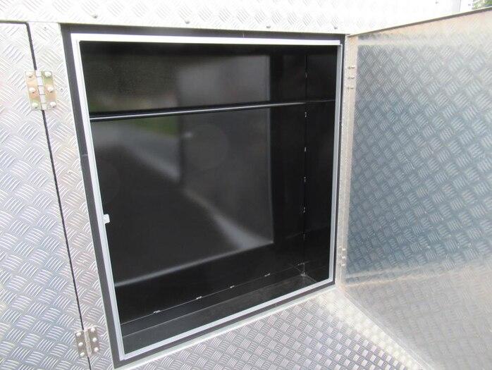 三菱 スーパーグレート 大型 平ボディ ハイルーフ アルミブロック|画像7