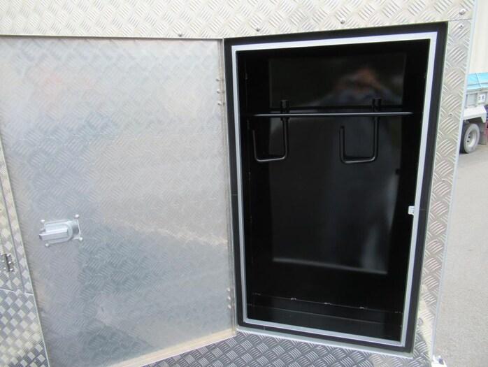 三菱 スーパーグレート 大型 平ボディ ハイルーフ アルミブロック|画像8