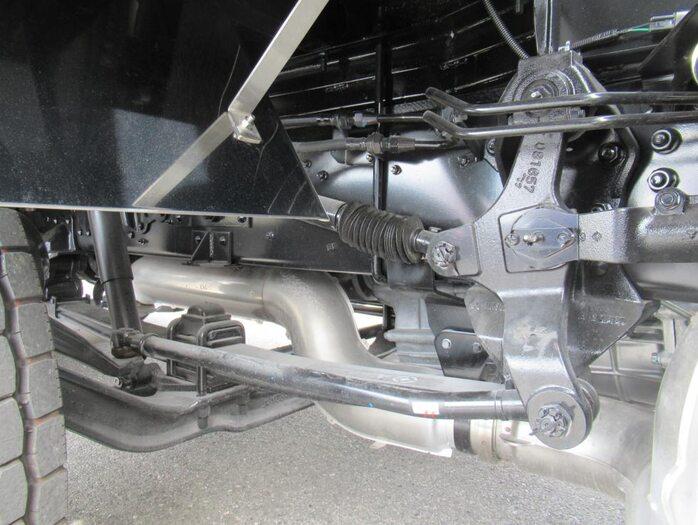 三菱 スーパーグレート 大型 平ボディ ハイルーフ アルミブロック|画像17