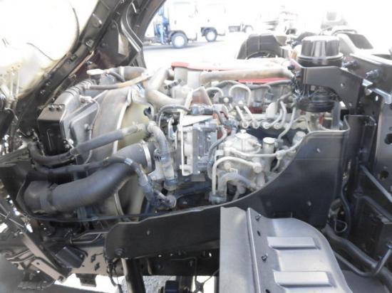 日野 レンジャー 中型 ダンプ TKG-FC9JCAA H25|運転席 トラック 画像 トラック王国掲載