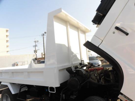 日野 レンジャー 中型 ダンプ TKG-FC9JCAA H25|架装 極東 トラック 画像 トラックバンク掲載