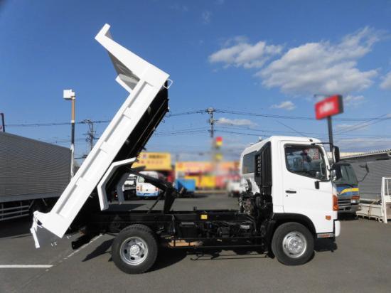 日野 レンジャー 中型 ダンプ TKG-FC9JCAA H25|積載 3.8t トラック 画像 ステアリンク掲載