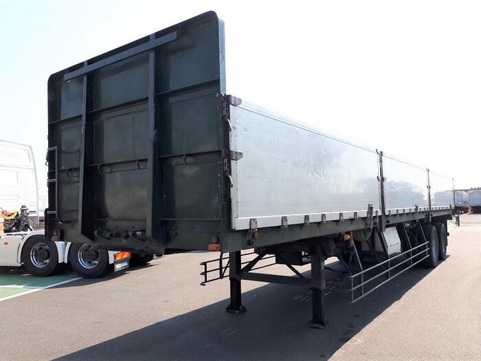国内・その他 国産車その他 その他 トレーラ 2軸 1デフ|トラック 左前画像 トラックバンク掲載