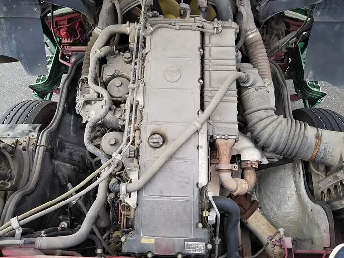 三菱 スーパーグレート 大型 トラクタ ハイルーフ 2デフ|エンジン トラック 画像 トラスキー掲載