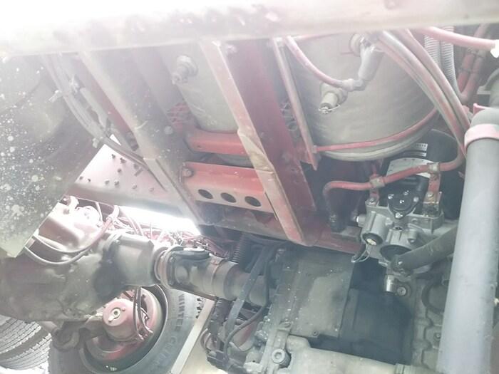三菱 スーパーグレート 大型 トラクタ ハイルーフ 2デフ|フロントガラス トラック 画像 トラック王国掲載