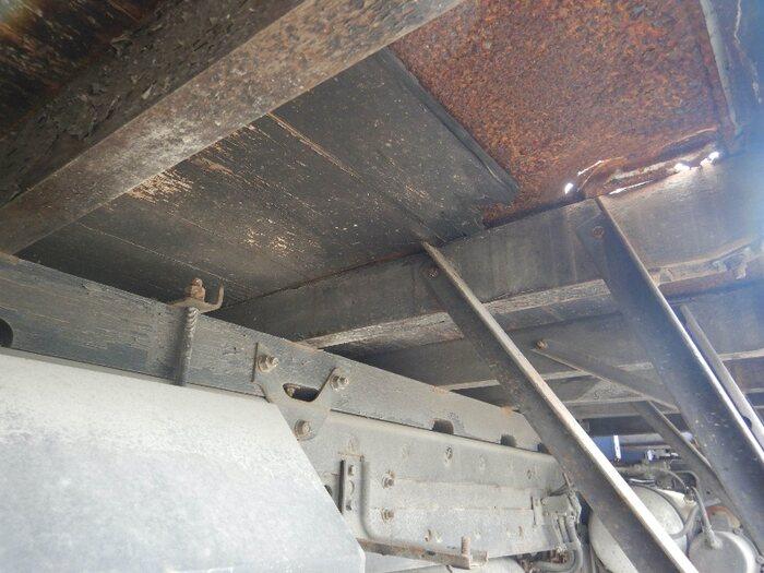 日産UD コンドル 中型 クレーン付 床鉄板 アルミブロック|型式 BDG-MK36C トラック 画像 栗山自動車掲載