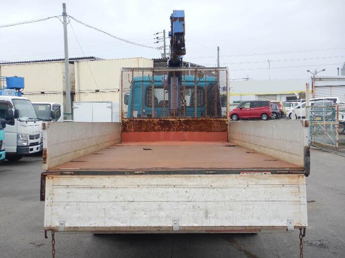 日産UD コンドル 中型 クレーン付 床鉄板 アルミブロック|積載 2.65t トラック 画像 ステアリンク掲載
