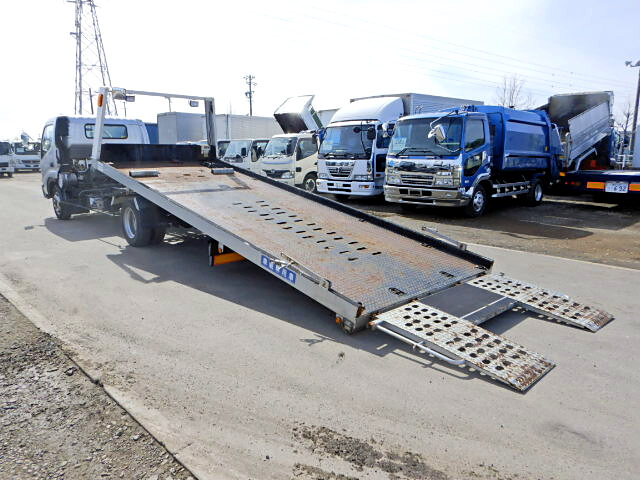 日野 デュトロ 小型 車輌重機運搬 ラジコン ウインチ|画像3