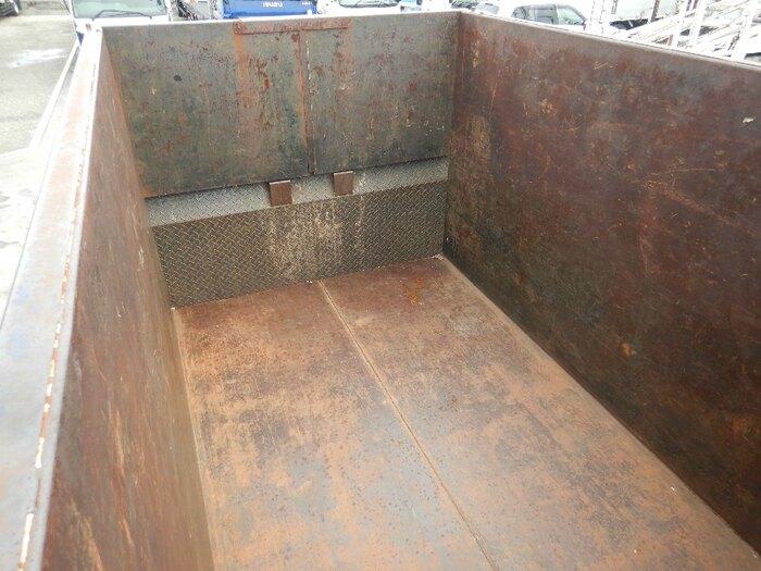 いすゞ エルフ 小型 ダンプ 土砂禁 BKG-NKR85AN 画像4