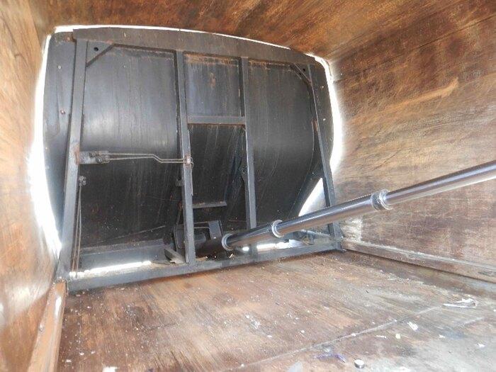 日産UD コンドル 中型 パッカー車 プレス式 ベッド|リサイクル券 12,790円 トラック 画像 トラック市掲載