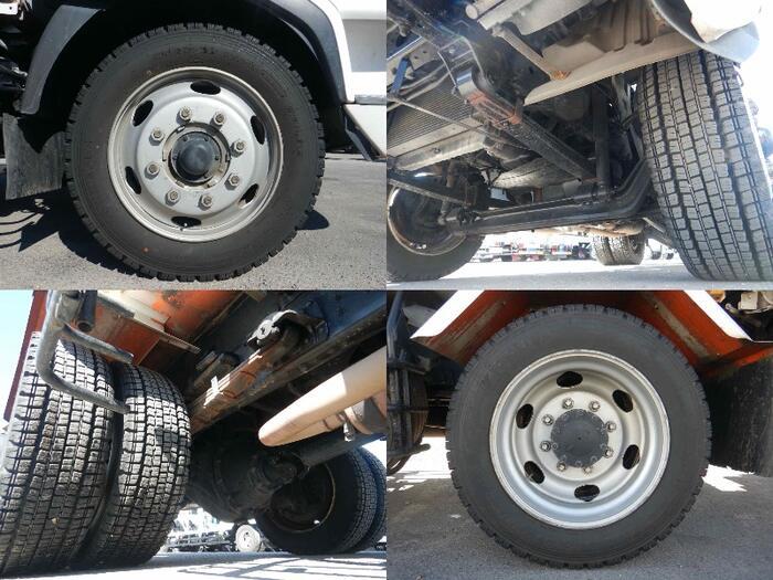 日産UD コンドル 中型 パッカー車 プレス式 ベッド|エンジン トラック 画像 トラスキー掲載