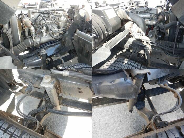 日産UD コンドル 中型 パッカー車 プレス式 ベッド|車検  トラック 画像 キントラ掲載