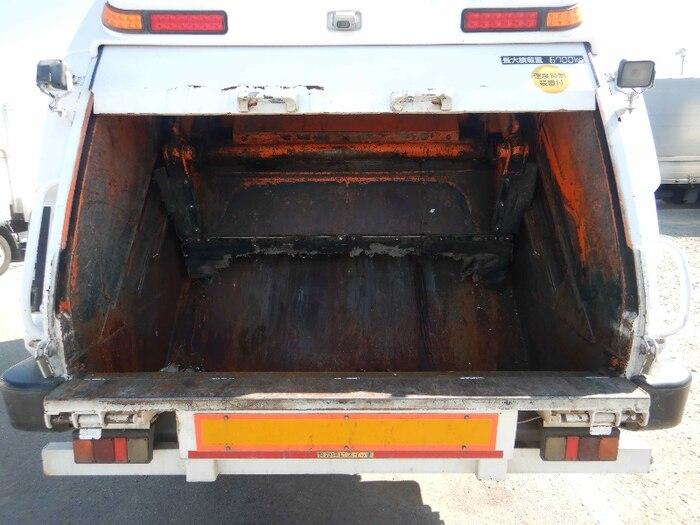日産UD コンドル 中型 パッカー車 プレス式 ベッド|積載 6.7t トラック 画像 ステアリンク掲載