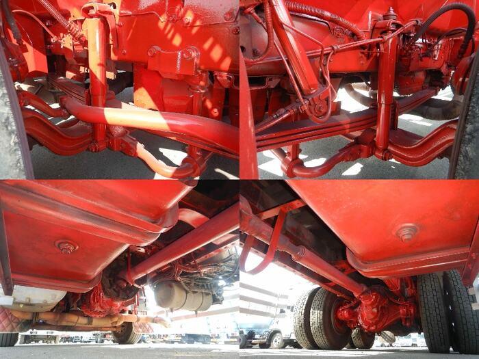 いすゞ ギガ 大型 平ボディ アルミブロック ベッド|積載 13.7t トラック 画像 ステアリンク掲載