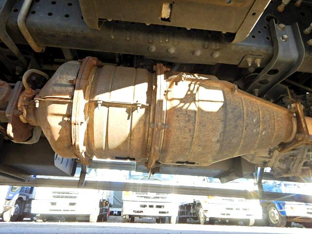 いすゞ フォワード 中型 ウイング ベッド PDG-FRR34S2|画像9