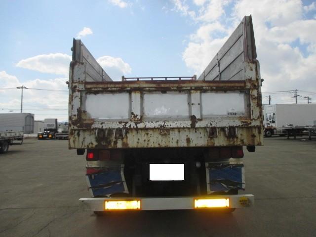 三菱 スーパーグレート 大型 ダンプ コボレーン ベッド|画像3