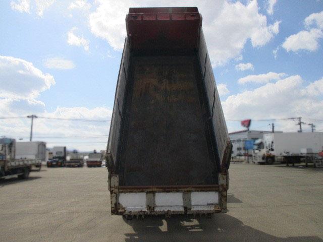 三菱 スーパーグレート 大型 ダンプ コボレーン ベッド|画像4
