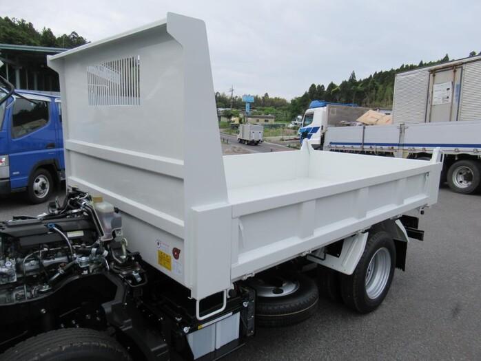 三菱 キャンター 小型 ダンプ 強化 2PG-FBA60|画像5