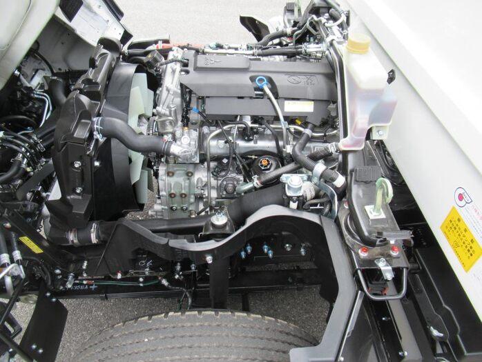 三菱 キャンター 小型 ダンプ 強化 2PG-FBA60|画像10