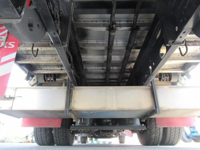 三菱 ファイター 中型 ウイング エアサス ベッド|馬力 240ps トラック 画像 トラックバンク掲載