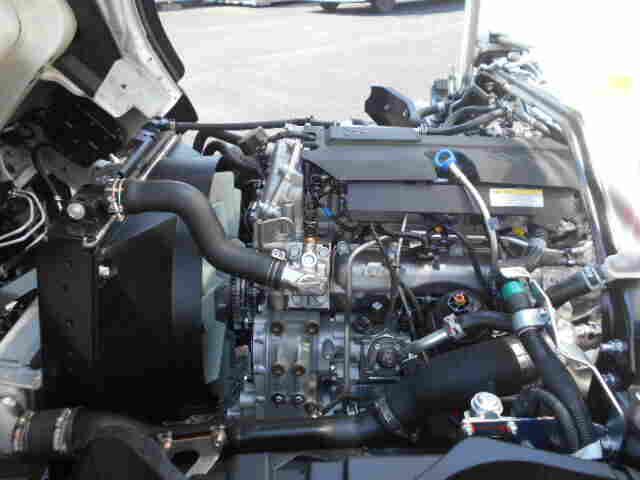 三菱 キャンター 小型 ウイング 2PG-FEB50 R2 シャーシ トラック 画像 キントラ掲載