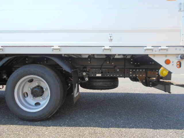 三菱 キャンター 小型 ウイング 2PG-FEB50 R2 コーションプレート トラック 画像 リトラス掲載