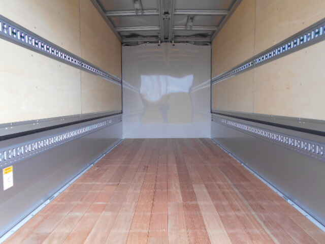 三菱 キャンター 小型 ウイング パワーゲート 2PG-FEB80|荷台 床の状態 トラック 画像 トラックサミット掲載