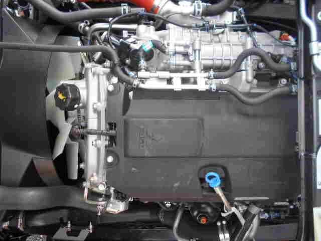 三菱 キャンター 小型 ウイング パワーゲート 2PG-FEB80|型式 2PG-FEB80 トラック 画像 栗山自動車掲載