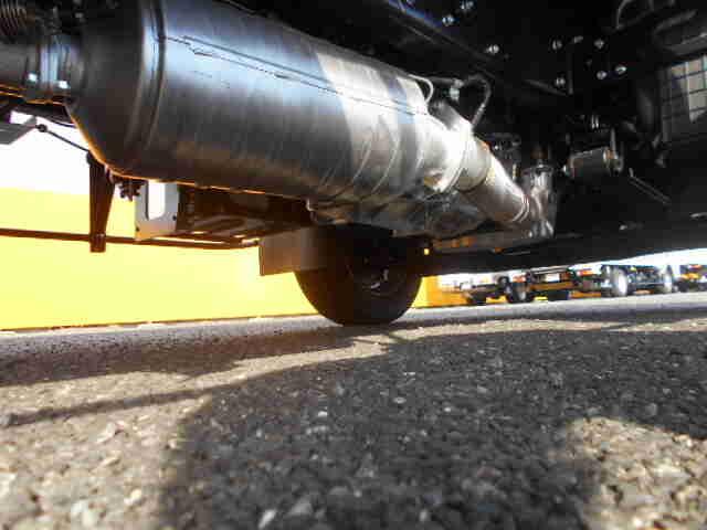 三菱 キャンター 小型 ウイング パワーゲート 2PG-FEB80|馬力 150ps トラック 画像 トラックバンク掲載
