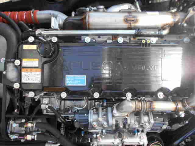 三菱 ファイター 中型 冷凍冷蔵 低温 スタンバイ|型式 2KG-FK65F トラック 画像 栗山自動車掲載