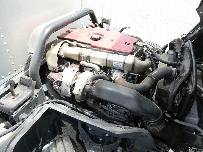 トヨタ ダイナ 小型 アルミバン サイドドア TKG-XZU605|画像8