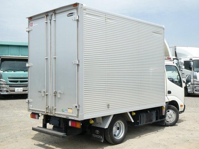 トヨタ ダイナ 小型 アルミバン サイドドア TKG-XZU605|画像2